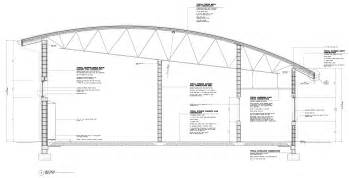 Curve Section by Curved Metal Roof Detail Www Pixshark Images