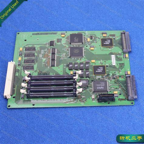 c4084 69001 formatter pc board assembly hp color laserjet