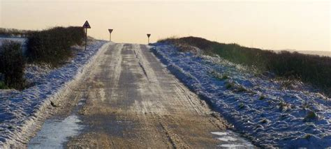 section 41 highways act letter non salted roads the council and the highways