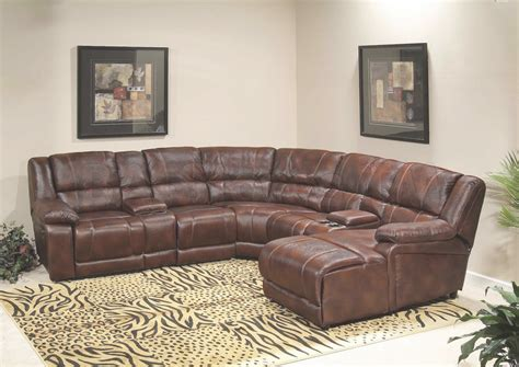 Appealing Leather Sectional Sofas With Recliners And Sectional Sofa With Recliner And Chaise Lounge