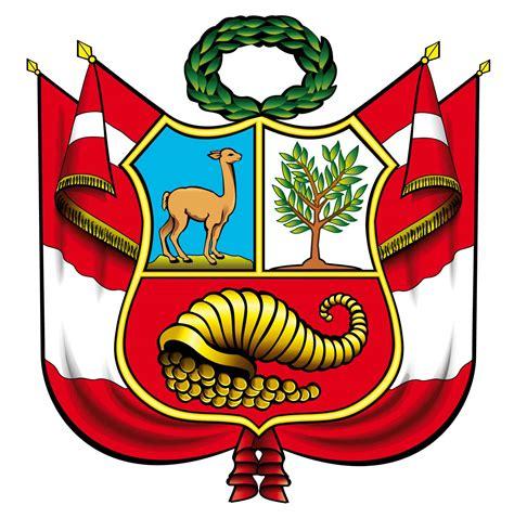 el escudo arverno la mi per 218 el escudo peruano