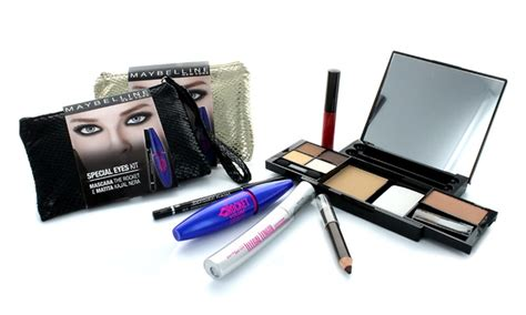 Maybelline Make Up Set maybelline oog make up sets groupon goods