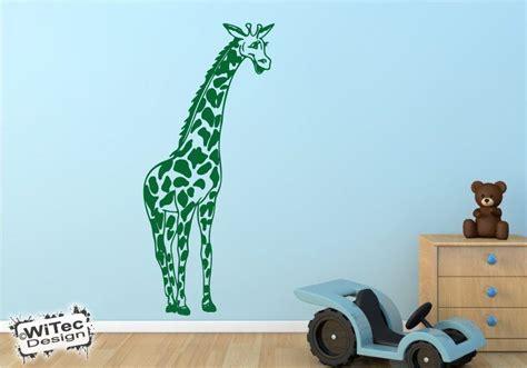 Wandaufkleber Giraffe by Unser Giraffe Tattoos