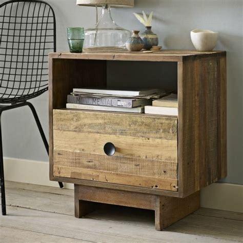 pallet bedroom furniture les 25 meilleures id 233 es de la cat 233 gorie tables de nuit
