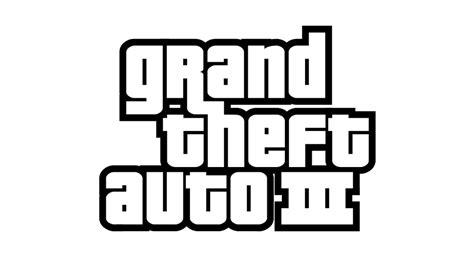 Grand Theft Auto 2 Logo by Grand Theft Auto Iii Logo Download Ai All Vector Logo