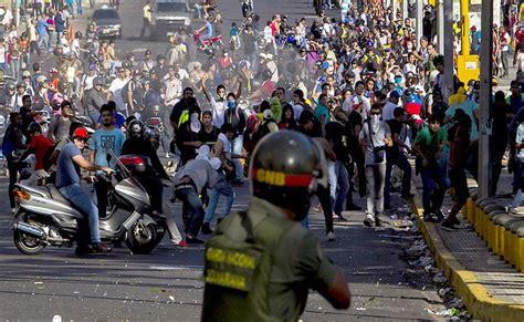 imagenes de protestas en venezuela hoy suben a 20 los muertos en protestas en venezuela runrun es