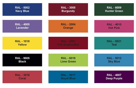 all color house color chart artona
