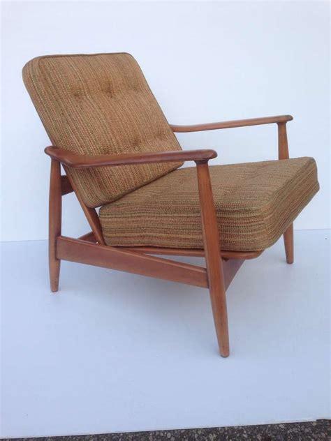 adjustable reclining chair finn juhl adjustable reclining chair at 1stdibs