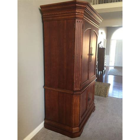 hooker tv armoire armoire extraordinary hooker tv armoire design entertainment cabinet with doors