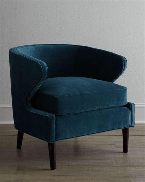 Blue Velvet Accent Chair Best 25 Blue Velvet Chairs Ideas On Pinterest