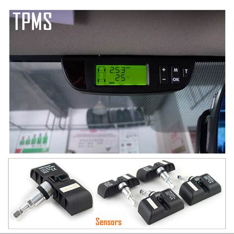 tire pressure monitoring 2001 toyota camry head up display top quality original toyota auto wireless tpms tire pressure sensor tire pressure monitoring