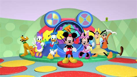 air open mickey mouse clubhouse