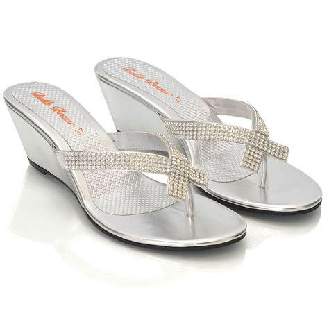 Dress Wedges Flow Gold dressy silver wedge sandals 28 images womens dress