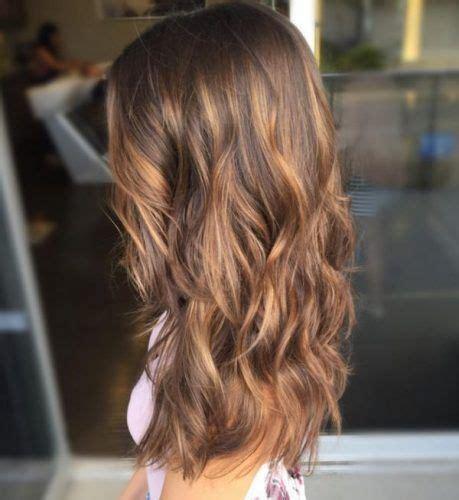 hellbraun mit dunklen straehnen haare hair color