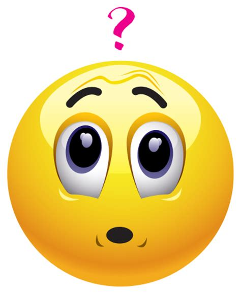 emoji questions questioning emoticon symbols emoticons