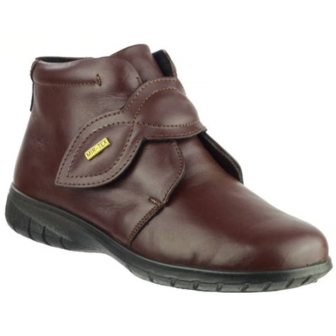 cotswold womens tew bordo waterproof ankle boots