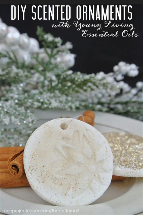scented ornaments gift ideas diy scented ornaments one