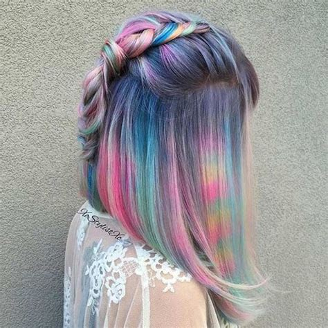 hairstyles and color for spring 2016 25 pastel hairstyles and hair colors for spring 2016
