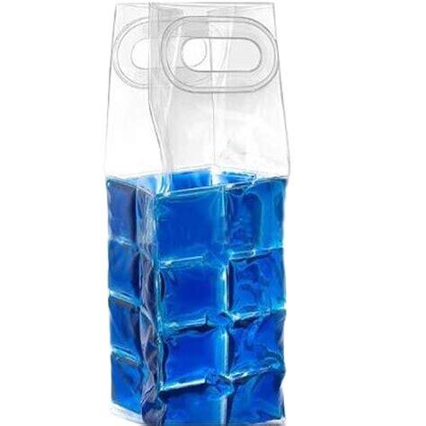 Promo Cool Gel Bag Cool Bag Kantung Pendingin Cooler rapid wine cooler pvc cooler bag outdoors gel bag picnic coolsacks wine cooler