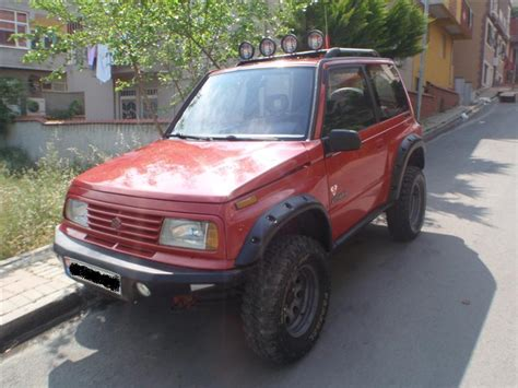 Suzuki Sidekick Fender Flares by Tracker Sidekick Vitara Fender Flares Suzuki Forums
