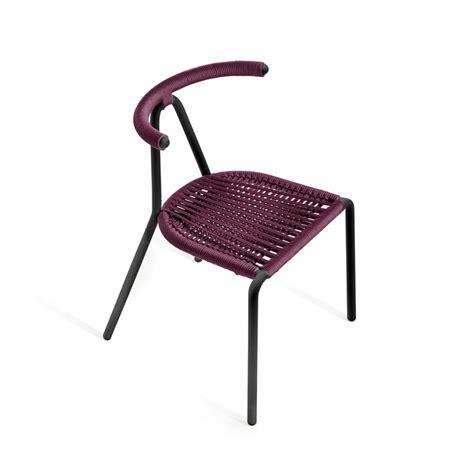 Stuhl Geflochten by Toro Outdoor B Line Stuhl Aus Metall Sitzfl 228 Che Aus