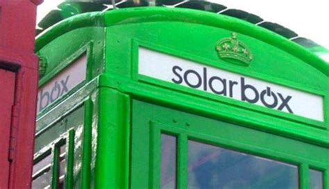 cabine telefoniche londinesi londra cabine diventano quot verdi quot dailygreen