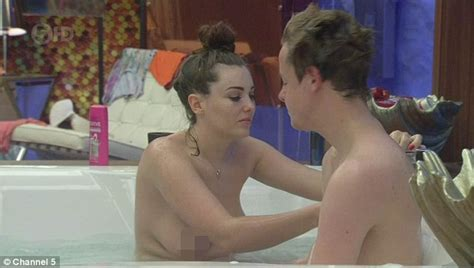 Big Brother S Nick Shares Intimate Moment In The Bath With