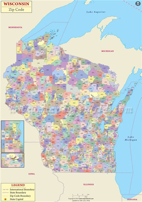 zip code map milwaukee wisconsin zip codes for milwaukee code map