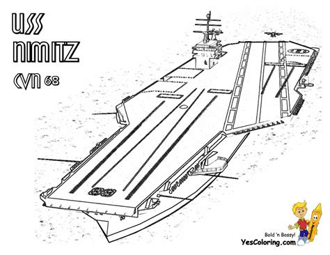 aircraft carrier coloring page bold bossy airplane coloring page yescoloring free