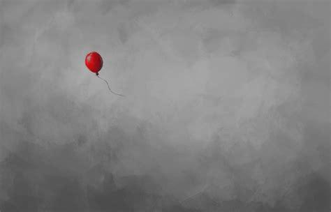 imagenes creativas web red balloon wallpaper by yavkementari on deviantart