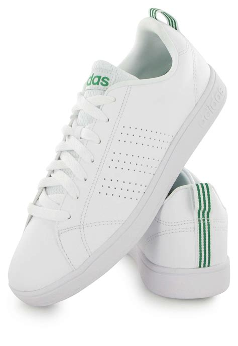 Adidas Neo Advantage Clean White Original 100 jual adidas neo advantage clean white original 100
