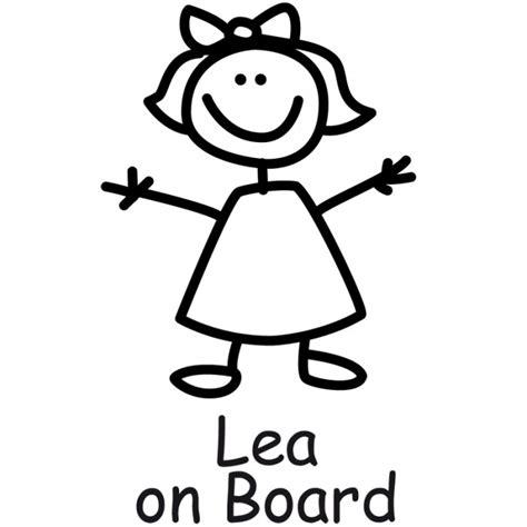 Baby On Board Aufkleber by Sticker Aufkleber Logo