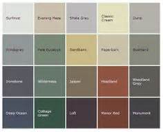 colour shades with names for external home 1000 images about external paint colours on