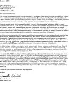 School Waitlist Letter Of Continued Interest Sle How To Work Your Way A School Waitlist Dummies