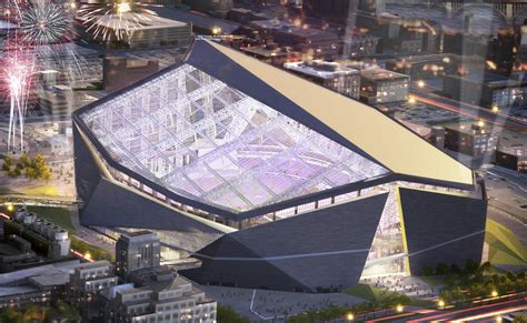 Vikings stadium will be losing some bells and whistles