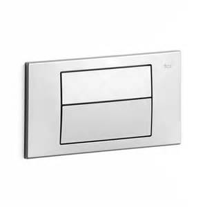 How To Plumb A Bathroom Roca Old Style Flush Plate