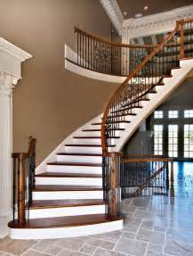 Design Ideas For Indoor Stair Railing Railings Stairs On Iron Railings Stairways And Railing Ideas