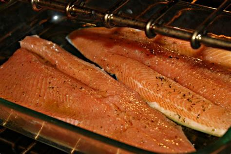 how to cook red steelhead trout fillet fish in oven livestrong com
