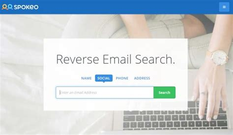 Spokeo Email Search 5 Tools To Find Email Address By Domain Or Name Web Knowledge Free