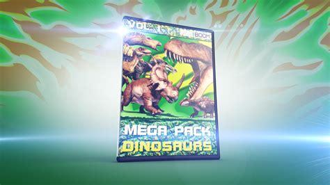Cso Kit Vol2 Mega Bundle Vol1 Mega Pack Dinosaurs Vol 1 Pixelboom