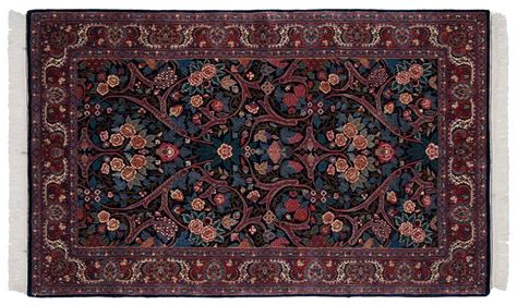4 X 7 Rugs by 4 215 7 Kashan Blue Rug 031120 Carpets By Dilmaghani