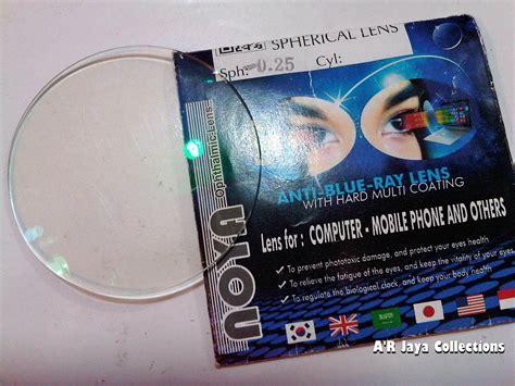 Lensa Anti Radiasi Untuk Kacamata jual lensa kacamata minus kaca mata anti radiasi blue