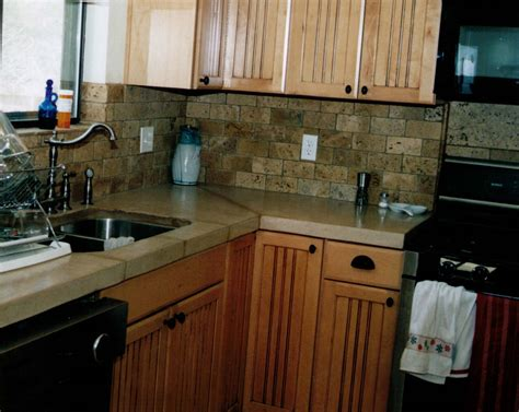 Countertop Material Cost Comparison by Fresh Recycled Material Kitchen Countertop Options 2329