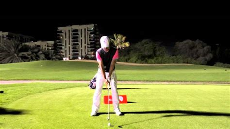 golf swing sequence slow motion guan tianlang slow motion swing sequence youtube