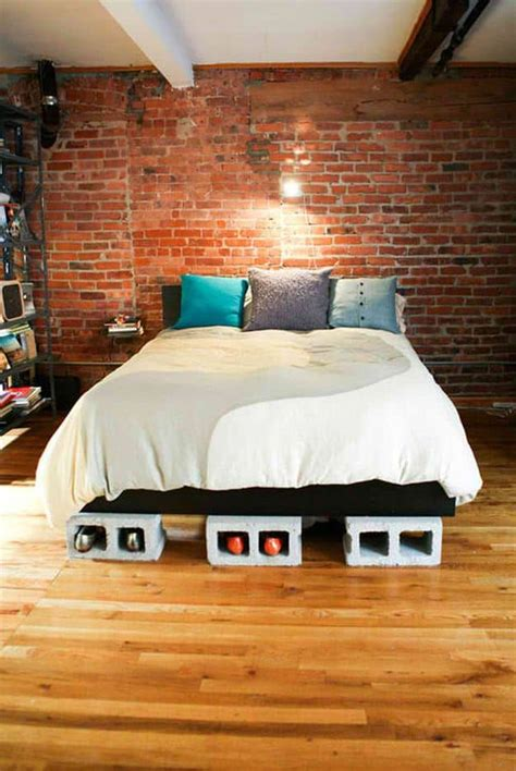 how to build a platform bed with headboard 17 easy to build diy platform beds perfect for any home