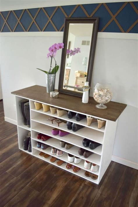 awesome shoe rack ideas   concepts  storing