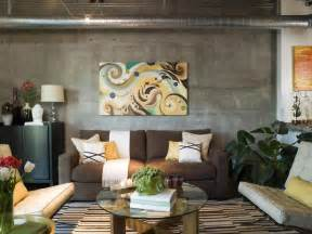 Hgtv Feng Shui Living Room Loft Living Room Filled With Energy Hgtv