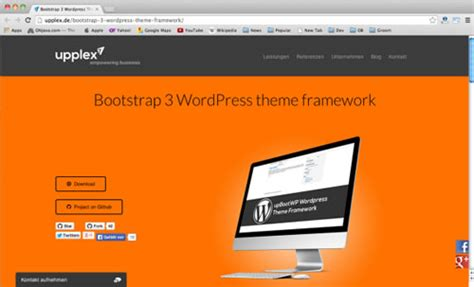 wordpress themes using bootstrap 3 12 najboljih besplatnih framework a za wordpress teme