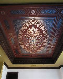 Ceiling Stencil by Modello Ceiling Stencil Paint Pattern
