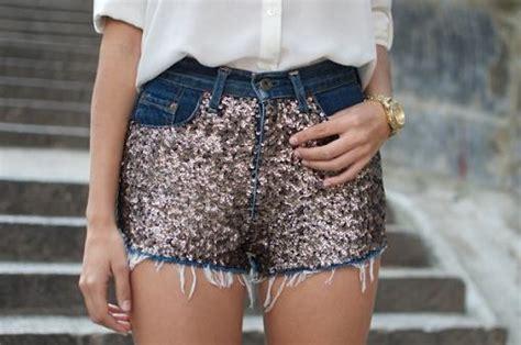como decorar un jeans con lentejuelas decoraci 243 n con lentejuelas en ropa imagui